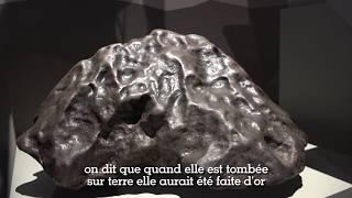 Download Les coulisses de l'exposition ″Météorites, entre ciel et terre″ Video