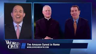 Download World Over – 2019-10-10 – The Papal Posse with Raymond Arroyo Video