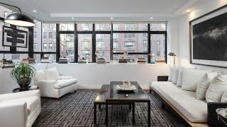 Download Contemporary Duplex Condo in New York, New York Video
