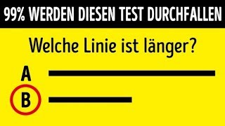 Download 7 Rätsel Die Deine Gehirnleistung Testen Video
