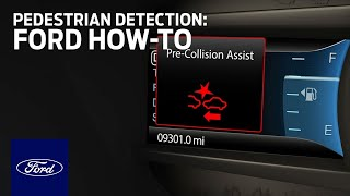 Download Pre-Collision Assist with Pedestrian Detection | Ford How-To | Ford Video