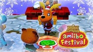 Download Let's Play Animal Crossing Amiibo Festival in December!! Video