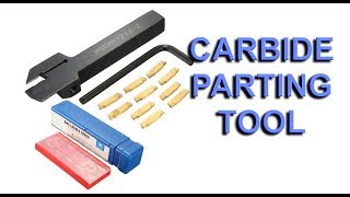 Download Carbide Insert parting Tool review (MGEHR1212-2) Video