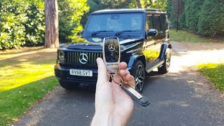 Download 2019 Mercedes-Benz G63 AMG: In-depth Exterior and Interior Tour + Exhaust! Video
