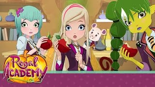 Download Regal Academy | Ep. 17 - Hawk and the Poisoned Apples (Clip) Video