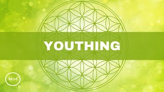 Download Youthing - Anti-Aging / Reverse Aging Process - Binaural Beats Video