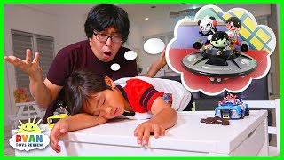 Download Ryan had a Bad Dream about Toys....... Video