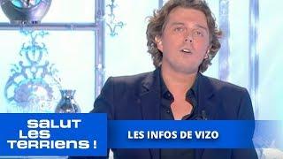 Download Les infos de Vizo du 9/09 - Salut Les Terriens Video
