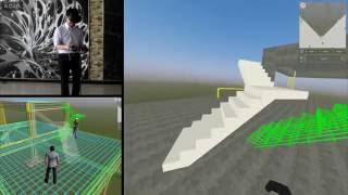 Download Design, Inspect and Visualize Concrete Structure in BIM + VR Video