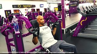 Download Back and Shoulders Workout at Planet Fitness @TruMotivatedFitness Video