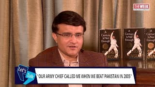 Download ″Regret taking off shirt at Lord's″ Sourav Ganguly to Barkha Dutt Video