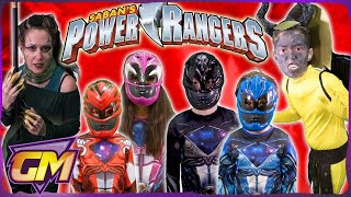 Download Power Rangers Movie 2017 - Kids Parody Video