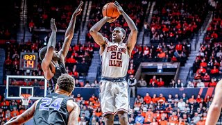 Download Illinois Men's Basketball Highlights vs Grand Canyon 12/30/17 Video