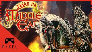 Download War in Middle Earth (1988, ZX Spectrum / MS-DOS / Amiga) :: Review | Ep. 47 Video