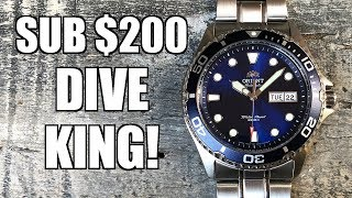 Download The BEST Automatic Diver Under $150! Orient Ray II (FAA02005D9) - Perth WAtch #290 Video
