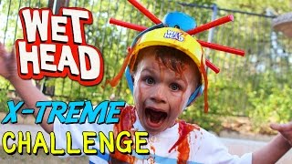 Download Wet Head Challenge EXTREME!! || Family Game Night Video