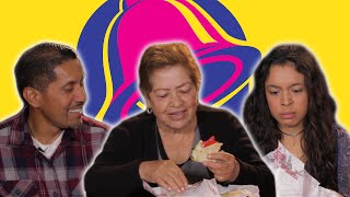Download Mexican People Try Taco Bell For The First Time Video