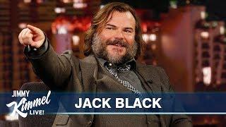 Download Jack Black on Turning 50, Jumanji, Tenacious D & Jack White Video