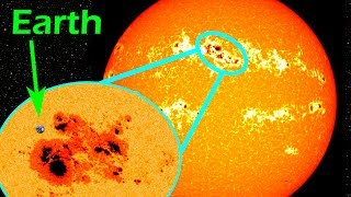 Download NASA Discovers MASSIVE 75,000 Mile Wide Hole in The SUN Video