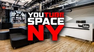 Download YouTube Space New York Tour! Video