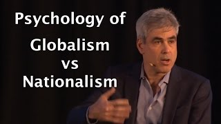Download The psychology behind globalism, nationalism & political tribalism - Jonathan Haidt Video