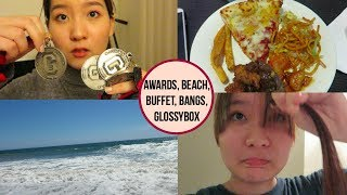 Download 미국 고등학생의 일상 브이로그 #12 l 시상식, 언박싱 하울, 바다 l a long vlog: Awards, Glossybox, Unboxing Hauls, Beach Video