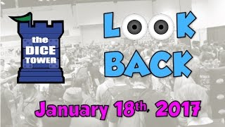 Download Dice Tower Reviews: Look Back - January 18, 2017 Video