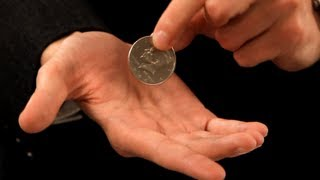 Download How to Palm a Coin | Coin Tricks Video