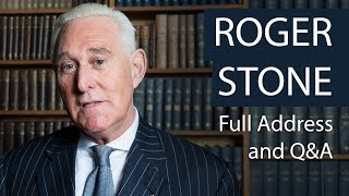 Download Roger Stone | Full Address and Q&A | Oxford Union Video