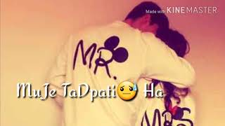 Download Yaad teri aati hai || Sad Love WhatsApp Status Video