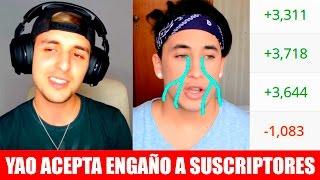 Download Yao Cabrera CONFIESA que TODO era UNA MENTIRA con DalasReview Video