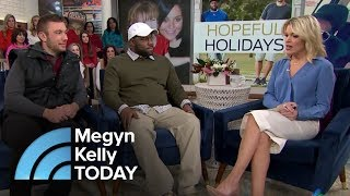 Download Innocent Man And Cop Who Unjustly Jailed Him Are Now Friends | Megyn Kelly TODAY Video
