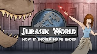 Download How Jurassic World Should Have Ended Video