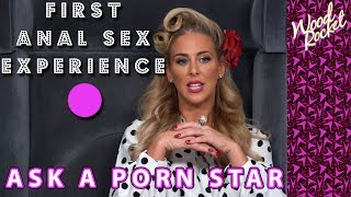 Download Ask A Porn Star: My First Anal Sex Experience Video