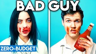 Download BILLIE EILISH WITH ZERO BUDGET! (Bad Guy PARODY) Video