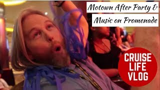 Download CRUISE LIFE: Carnival Breeze: Motown After Party & Music on Promenade - Day 2: Part 4 Video