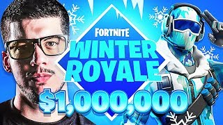 Download *NEW* Fortnite Winter Royale Game Mode! - $1,000,000 in Prizes! (Fortnite Battle Royale) Video