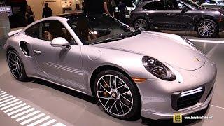 Download 2017 Porsche 911 Turbo S - Exterior and Interior Walkaround - 2017 New York Auto Show Video