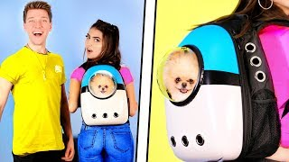 Download Testing Out Weird Back To School Gadgets With Collins Key! Video