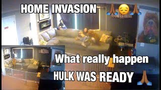 Download THE HULK LIFE: HOME INVASION!! whaT REALLY happen! He almost got SHOT Video