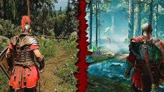 Download God of War VS Ryse | PS4 Pro vs PC Ultra | Details Comparison Video