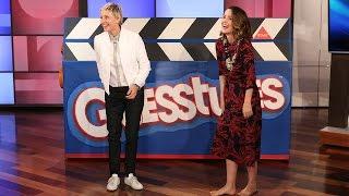Download Ellen Plays Guesstures with Rose Byrne! Video