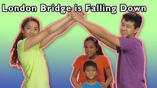 Download London Bridge is Falling Down + More | Mother Goose Club Playhouse Songs & Rhymes Video