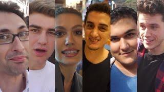 Download Kristal Elma'da kimlerle karşılaştım? Ruhi Çenet, Orkun Işıtmak, Murat Abi, Duygu Özaslan - VLOG 19 Video
