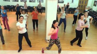 Download Zumba Fitness Mambo No 5 By Diana Radeljas Kolobara Brčko BiH 2014 Video