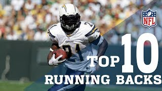 Download Top 10 Running Backs Of All Time! | NFL Highlights Video