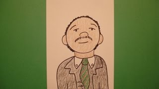 Download Let's Draw Dr. Martin Luther King! Video