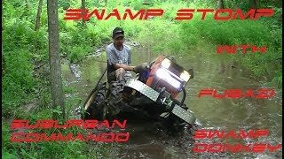 Download Swamp Stomp! Get EVERYTHING Stuck! Video