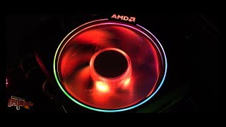 Download AMD Wraith Prism Eye Candy Video