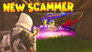 Download *NEW SCAM* Edit Through Map Scam! (Scammer Gets Scammed) Fortnite Save The World Video